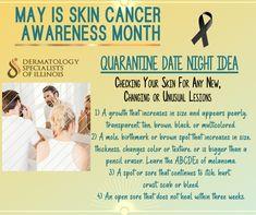 Who needs a date night idea?! 😁 . . . . #skincancer #melanoma #skincare #dermatology #cancer #skincancerawareness #sunscreen #skin #mohs #skincancerprevention #spf #health #thyroidcancer #dermatologist #plasticsurgery #botox #psoriasis #skincancersurgery #heartdisease #herpes #may #derm #dsi #algonquinil #mchenrycounty Thyroid Cancer, Heart Disease, Plastic Surgery, Sunscreen, Your Skin, Illinois, Skincare, Night, Health