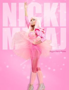 Nicki Minaj Im A Barbie Girl Haus Of Glitch Nicki Minaj Nicki