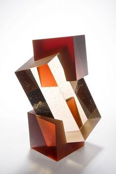 Heike Brachlow - Trillith II | #glass