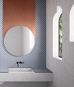 Fashion Your Bathroom With These Stylish Bathroom Mirrors - Badezimmer Amaturen