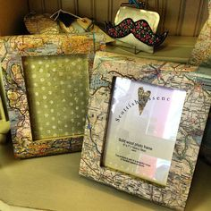Bold and nobel world map john lewis these please home handmade map frames gumiabroncs Image collections