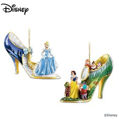 902168 - Disney Characters Shoe Ornament Collection