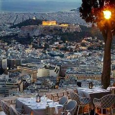 Goodnight from the beautiful Acropolis and sunset in Athens tonight. Places Around The World, The Places Youll Go, Places To See, Around The Worlds, Places In Greece, Greece Destinations, Mexico Travel, Greece Travel, Greek Islands