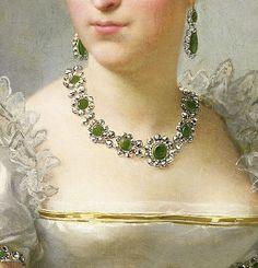 Hortense de Beauharnais Renaissance Jewelry, Renaissance Art, Renaissance Paintings, Detail Art, Beautiful Paintings, Lovers Art, Art Pictures, Fashion Art, Creations