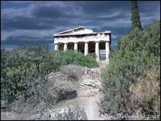 Temple of Hephestus / Athens / Greece