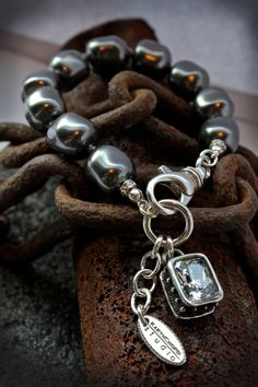 Another beautiful bracelet, available at Shepherd's!
