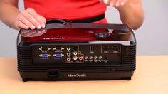 מקרן קולנע ביתי ViewSonic Projector Pro8200 Full HD 1080p