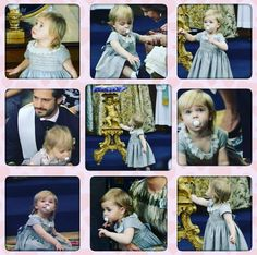 Baptism of Prince Nicolas of Sweden, 11 October 2015 ~ Princess Leonore