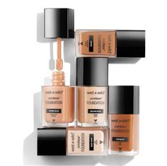 Own every light with our PhotoFocus Foundation! Get photo-perfect pictures anytime and any place! Double tap if you can't wait to get your hands on this line! #comingsoon #wetnwildbeauty #crueltyfree #vegan #makeup