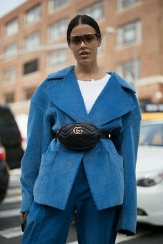 SLFMag - Trending Bag: Gucci GG belt-bag.