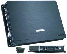 Save $ 10 order now SSL EV4000D EVOLUTION 4000-Watt Class D Monoblock Amplifier