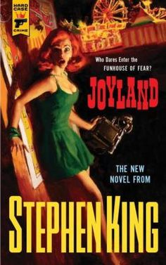 Joyland by Stephen King.  Another book that surprised me with its poignancy and depth. Nothing what I was expecting, but completely worth it. A quick read that's going to stick with me for awhile.
