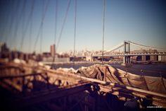 Hi #Manhattan, this is #Brooklyn.  #nyc #newyork #bridge
