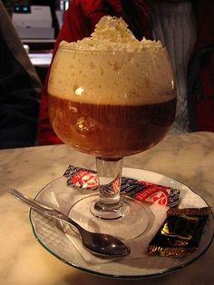 Traditional Irish Coffee
