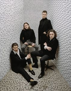 They all look like sugar daddies and honestly ? I am totally into that Arctic Monkeys, Alex Turner, 5sos, Weekend Film, Monkey 3, Cool Fire, The Last Shadow Puppets, Band Photography, Vampire Weekend