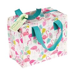 Now available online: Flamingo Bay Lunc... Check out our quirky gifts here! http://www.feelingquirky.co.uk/products/flamingo-bay-lunch-bag?utm_campaign=social_autopilot&utm_source=pin&utm_medium=pin