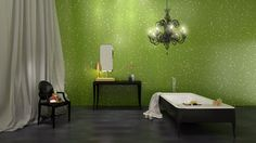 Bisazza tiles, virtual image, rendered with DomuS3D and mental ray
