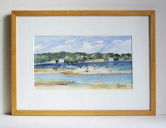 Jacques Le Guernec     Artiste Peintre: LA FORET FOUESNANT - FINISTERE