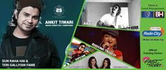 Book the evening of sensation & vibrancy with the super singer Ankit Tiwari at Surat this 21st Dec, 2014.   Come fall in #Love in one of this Fall'14 Dec night.   Entry tickets goes on #SALE Fastticket.in