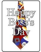 Happy Boss's Day to all of you bosses out there!