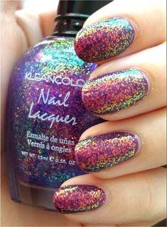37 Best Duochrome polish images | Nail Polish, Nail polishes, Maquillaje