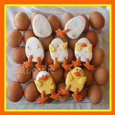 """hatching...its never """"eggsactly"""" all its """"quacked"""" up to be..."""