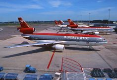 northwest airlines | Description 357cw - Northwest Airlines DC-10-30; N242NW@AMS;29.05.2005 ...