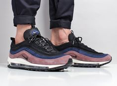 Nike Air Max 97 Premium Smokey Mauve The Nike Air Max 97 Premium Smokey  Mauve in Smokey Mauve c9754fe46