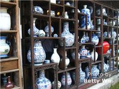 Chinese porcelains, History and Attributes of Chinese Porcelains
