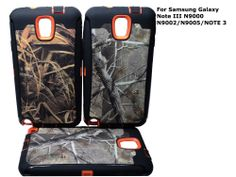 Case For Samsung Galaxy Note 3 Real Tree Camo N9000 N9002 N9005
