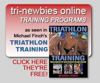 I'm thinking about doing a sprint-distance  triathalon.