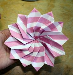 Rhymes With Magic: paper craft