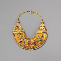 NET TOYS Set Gioielli egizi Cleopatra bigiotteria Oro dea Egitto faraoni Collana Orecchini Dorati Costume