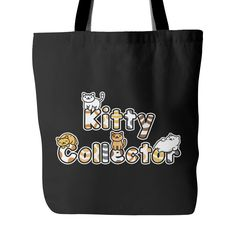 "Tote Bags Our products are custom made just for you. Tote bags measure 18"" x 18"". They are made from 100% spun polyester poplin fabric. The inside is black fabric lined. Design is printed on both side"