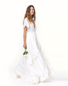 Wedding dress schmedding dress... I'd wear this one EVERYWHERE.