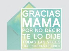 frases para adultos | Para ver más tarjetas día de la madre …¡Sólo tenéis que hacer ...