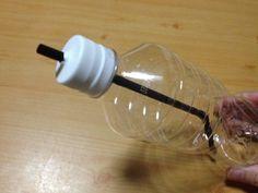 ペットボトル水鉄砲の作り方009