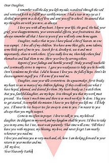 letter from the Heavenly Father to His daughter. Just beautiful. I had tears in my eyes reading this. It really reminds you of your individual worth and importance as a creation of God. Young Women Values, Young Women Lessons, Young Women Activities, Letter To Daughter, Dear Daughter, Daughter Quotes, Activity Day Girls, Activity Days, Individual Worth