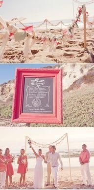 #wedding #mariage #coral #corail