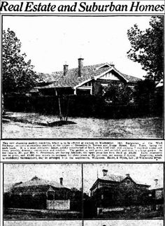 The Mail (Adelaide, SA : 1912 - 1954), Saturday 3 September 1921, page 11, Bottom Right, Clifton Street, Prospect