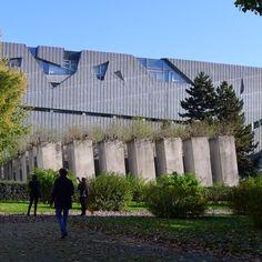 berlin | deutschland | garten des exils beim jüdischen museum
