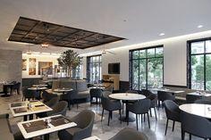 Le jeune duo de designers Français basé à Rabat au Maroc, Dumdum design, nous présente sa dernière réalisation: le restaurant SFORZA VISCONTI à Casablanca.