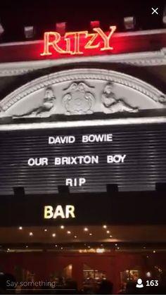 RIP, DAVID