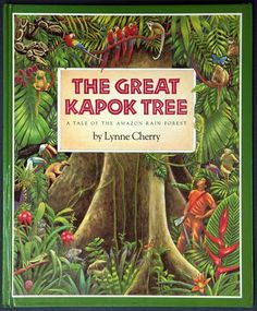 "@balancedlitdiet --> ""The Great Kapok Tree"" is great for developing fluency and expression when using for a Reader's Theater as students take on different rainforest characters."