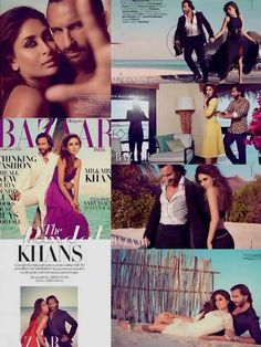 Video: Kareena Kapoor & Saif Ali Khan shoot for Harper's Bazaar India | PINKVILLA