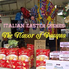 All regions of Italy have special dishes for Easter, and many of these dishes have migrated to the whole of Italy, sometimes becoming so popular they might now be served all year round. Here is a sampling of the representative dishes and various courses of the Italian Easter menu.