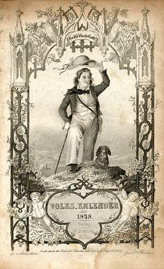 Volks Kalender 1848