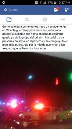 Director de tránsito de Juárez intenta ocultar choque de camioneta del equipo de Serrano | El Puntero