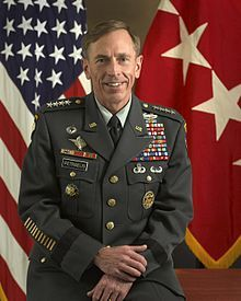 Had the opportunity to sit in on a briefing by the now Retired General David Petraeus. I really admire and look up to him as a leader and an individual. I truly and honestly believe that he could be the leader our country needs!