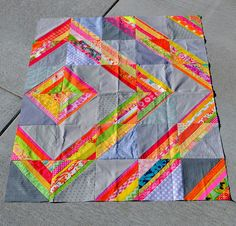 September quilt top | Flickr - Photo Sharing!